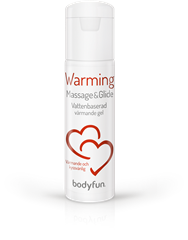 Bodyfun Warming Massage & Glide 100ml