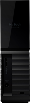 WD My Book 6TB Black