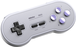8Bitdo SN30 SN Edition Gamepad