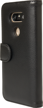 iZound Leather Wallet Case LG G5 Black