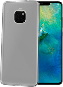 Celly TPU Cover Huawei Mate 20 Pro Clear