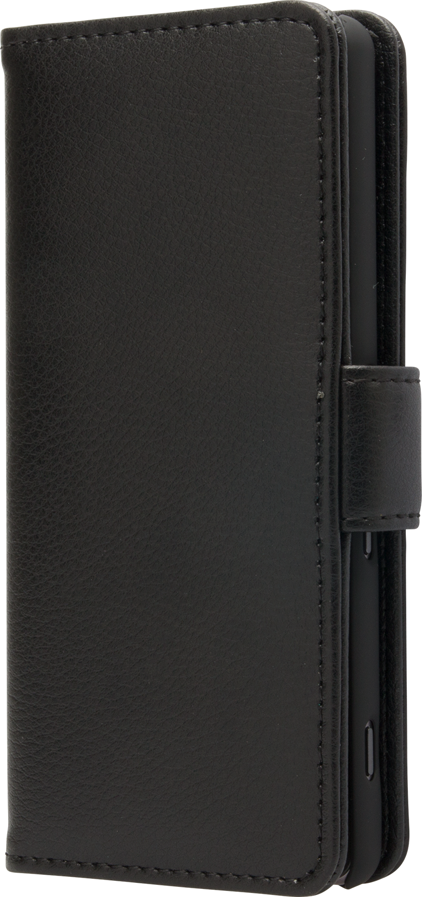 Läs mer om iZound Leather Wallet Case Sony Xperia XA Black