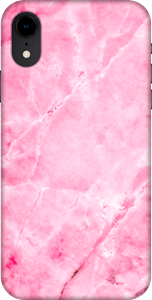 Avity TPU Case iPhone XR Himalaya Pink Marble