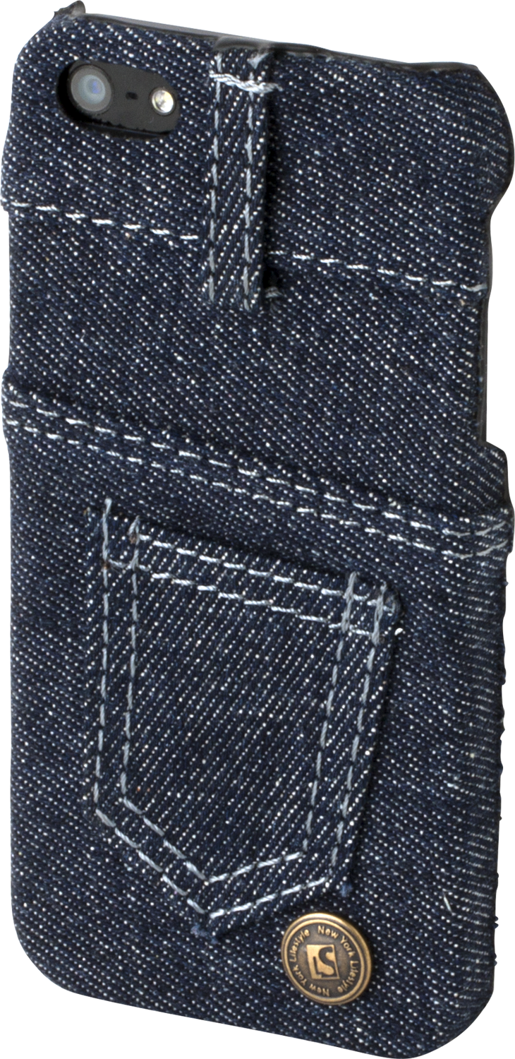 Läs mer om iZound Denim Case iPhone 5
