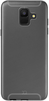 Xqisit Flex Case Samsung Galaxy A6 (2018) Clear