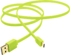 iZound Micro-USB Green 15cm