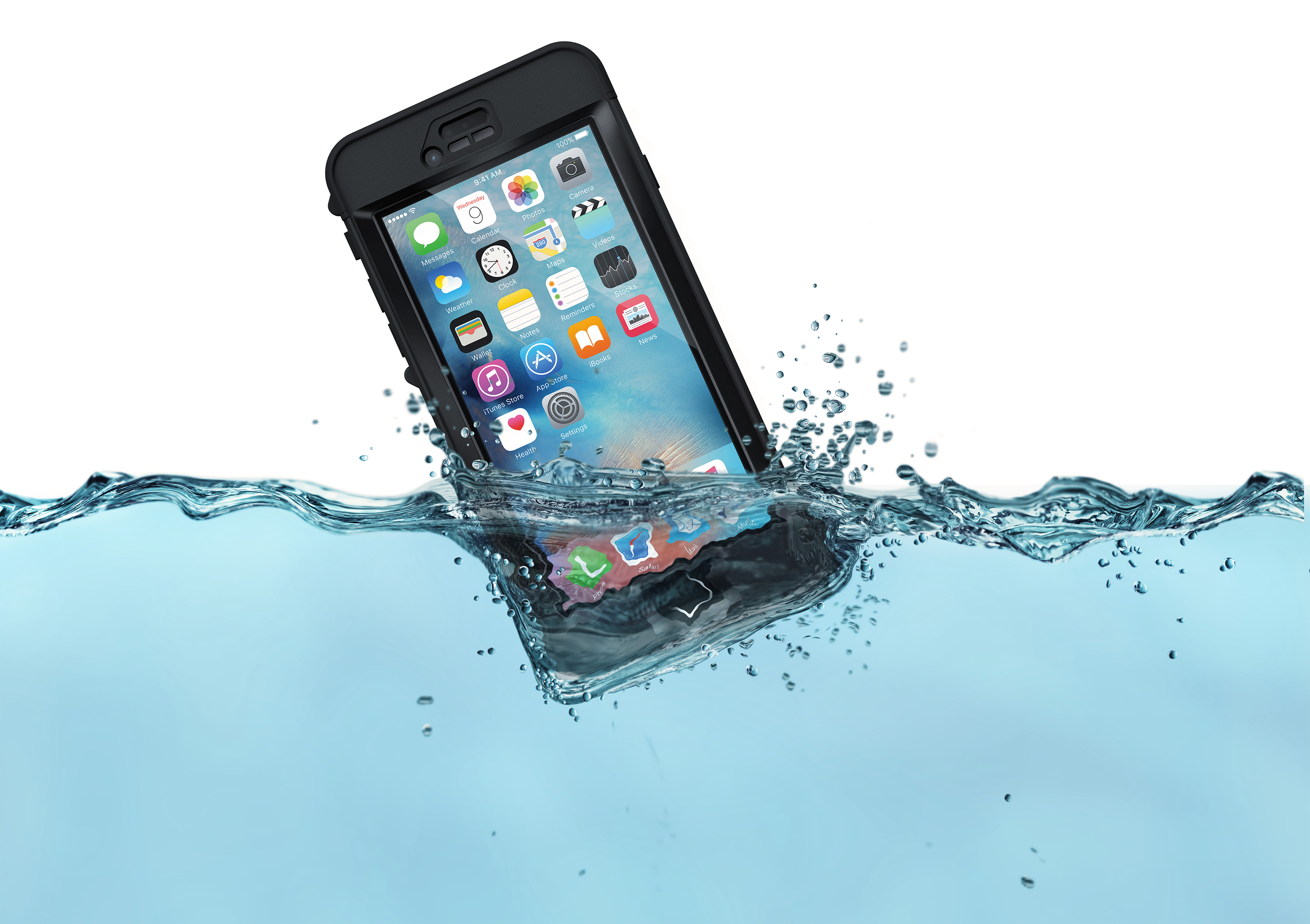 Läs mer om LifeProof Nüüd iPhone 6S Plus