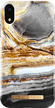 iDeal of Sweden Fashion Case iPhone XR Outer Space Agate
