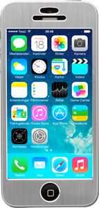 iZound Alu-Suite iPhone 5/5S Grey