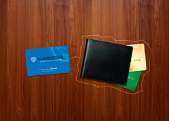 Scanblocker RFID card protector