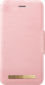 iDeal of Sweden Fashion Wallet iPhone 6/6S/7/8 Pink