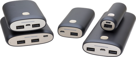 X-Power Powerbank 10400mAh
