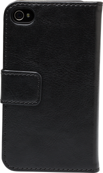 iZound Magnetic Wallet iPhone 4/4S Black