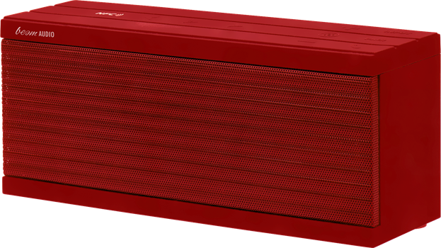 Beam Audio Mark 3 Red