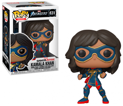 Funko POP Marvel - Kamala Khan