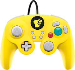 Switch Smash Controller - Pikachu