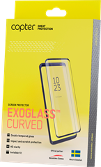 Copter Exoglass Curved Edge Glue Samsung Galaxy S20 Plus