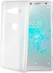 Celly TPU Cover Sony Xperia XZ2 Compact Clear