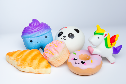 Squishies Slow Rising Assorted Styles