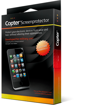 Copter Screenprotector Huawei Honor 8