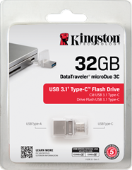 Kingston DataTraveler microDuo 32GB USB3.0