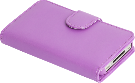 iZound Wallet Case iPhone 4/4S Purple
