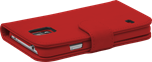 iZound Wallet Case Samsung Galaxy S5 Red