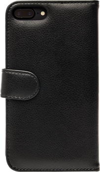 iZound Leather Wallet Case iPhone 7/8 Plus Black