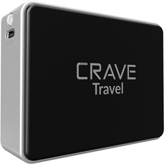 CRAVE Travel Powerbank 6700mAh