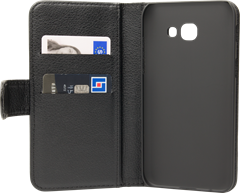 iZound Leather Wallet Case Samsung Galaxy A5 (2017) Black