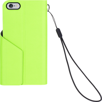 Xqisit Folio Case Tijuana iPhone 6/6S Green
