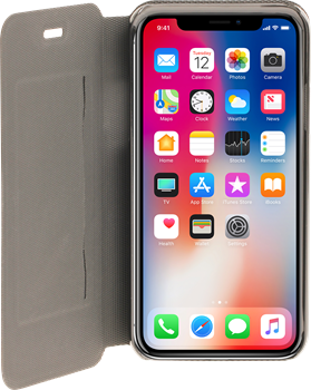 iZound Slim Wallet iPhone X/XS Black