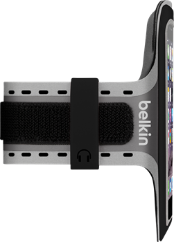 Belkin SlimFit Armband iPhone 6 Black
