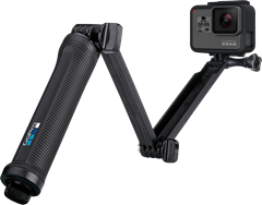 GoPro 3-Way Mount - Grip / Arm / Tripod