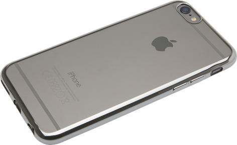 iZound TPU Electro iPhone 6/6S Silver