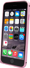 iZound Alu Bumper iPhone 6 Pink