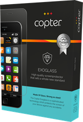 Copter Exoglass iPhone XR/11