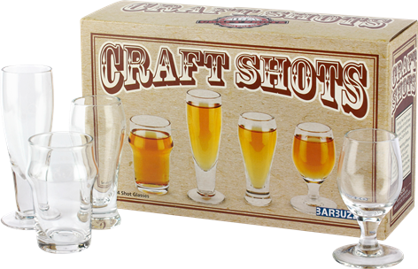 Craft Shots Shotglas