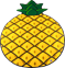 Beach Blanket Gigantic Pineapple