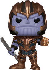 Funko POP Marvel - Thanos