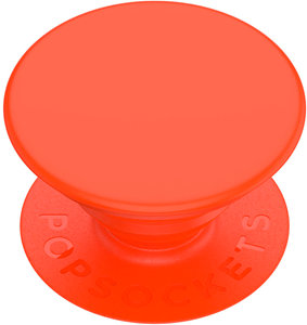 PopSockets PopGrip Neon Electric Orange
