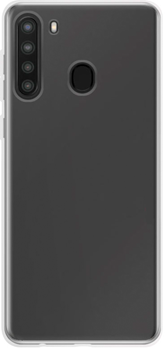 Xqisit Flex Case for Galaxy A21 clear