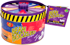 Jelly Belly Bean Boozled Spinner Tin 4th