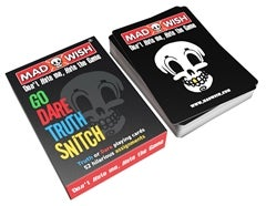 MadWish Playing Cards Truth or Dare