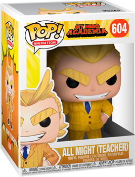 Funko POP MHA - Teacher All Might