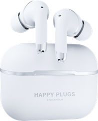 Happy Plugs Air 1 ANC White