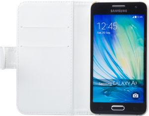 iZound Wallet Case Samsung Galaxy A3 White