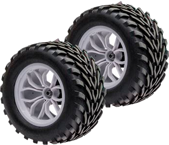 Beetle Wheel Complete 2-pack