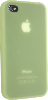 iZound Glow-Case iPhone 4/4S Green