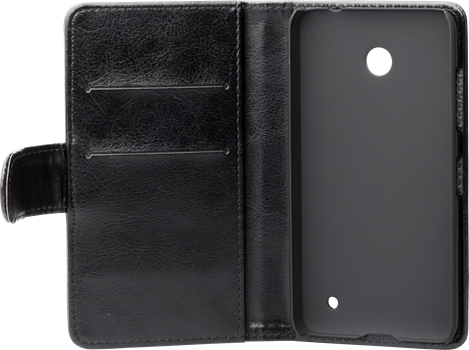 iZound Wallet Case Nokia Lumia 630 Black